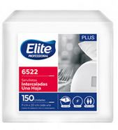 Servilletas Elite Int. 40 X 150 U. (6522)
