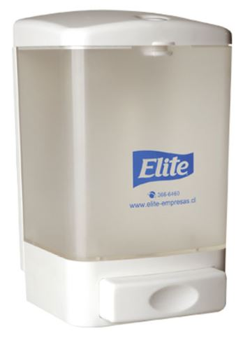8217- Np Dispenser Jabon Liquido Blanco X U Elite