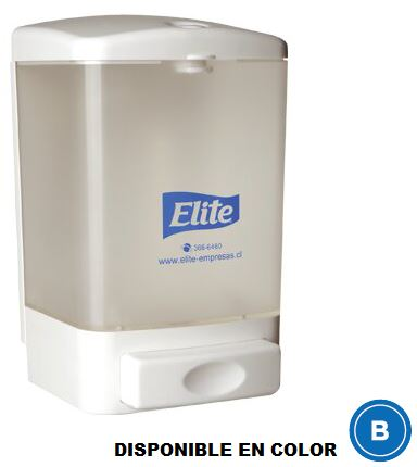 8297- Np Dispenser Jabon Liquido Azul X U Elite