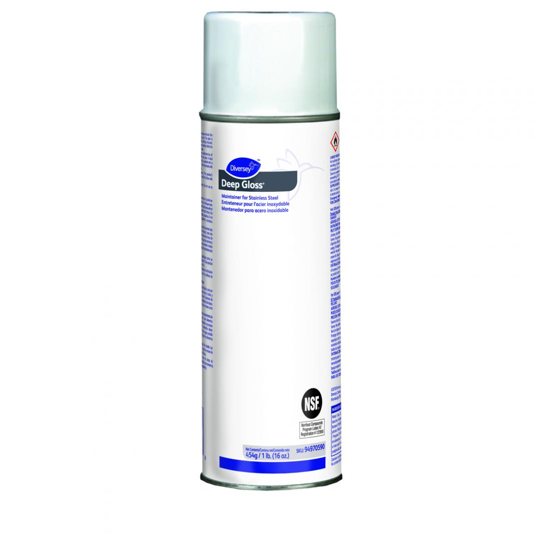Deep Gloss Maintainer For Ss X16oz# (diversey)