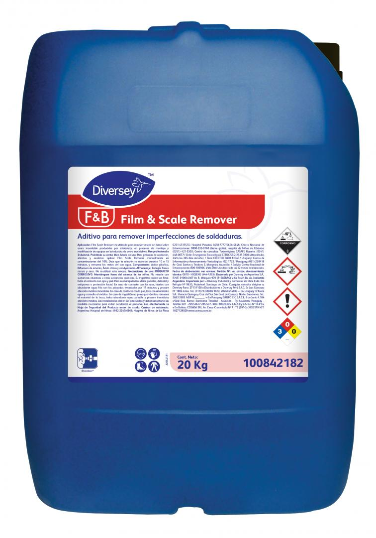 Film Scale Remover  1x20kg  (diversey)