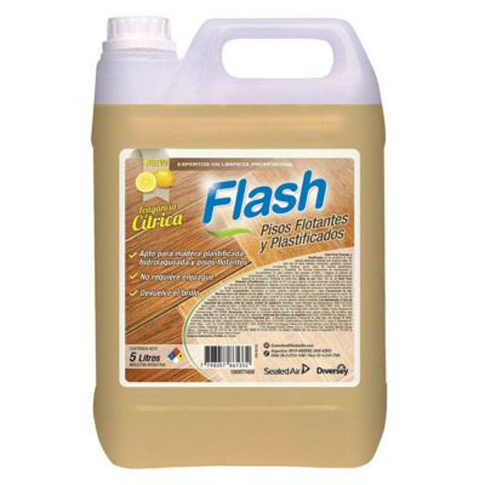Flash Pisos Flotantes Y Plastificados