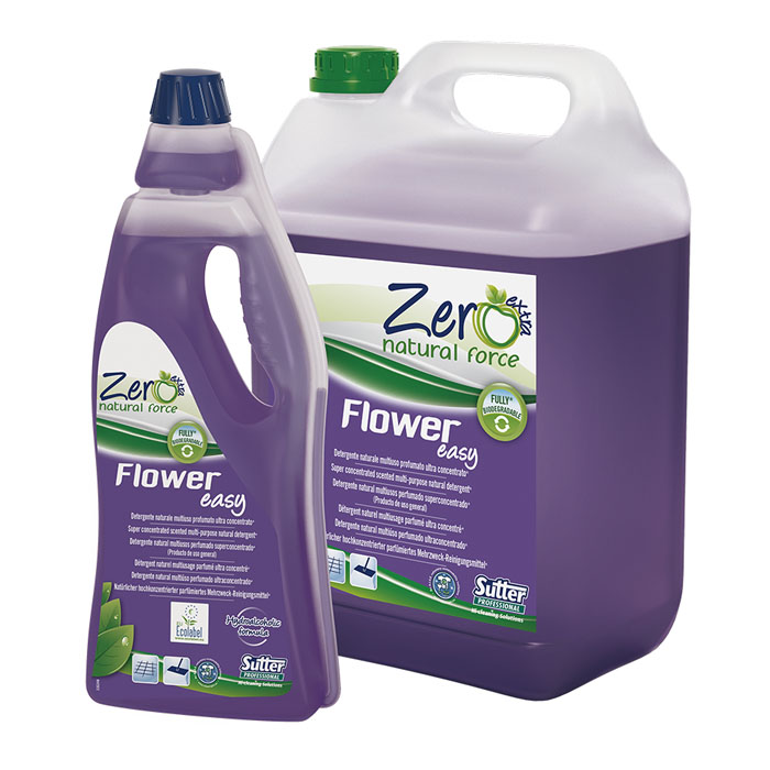 Flower Easy Ecolabel (linea Zero) X 750 Ml