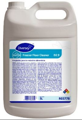 Suma Freezer Floor Cleaner X 5lts  (diversey)